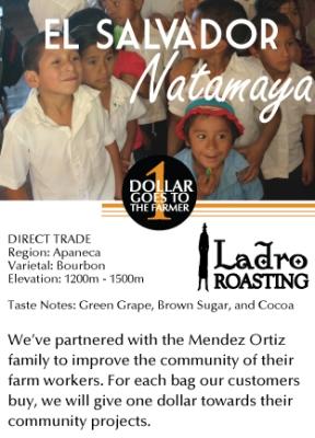 El Salvador Natamaya