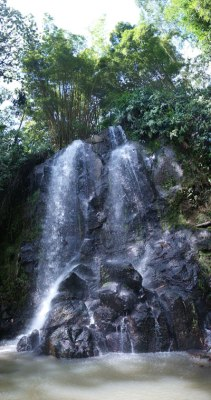 Waterfall at Limoncillo.
